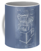1932 Machine Patent Coffee Mug