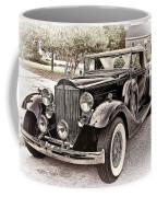 1932 Packard 903 Victoria Coffee Mug