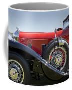 1932 Stutz Bearcat Dv32 Coffee Mug