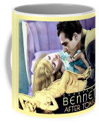 1933 - After Tonight Motion Picture Poster - Constance Bennet - Gilbert Roland - Color Coffee Mug