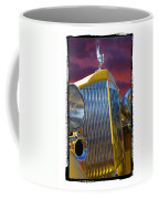 1934 Packard With  Brush Frame Coffee Mug