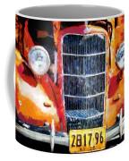 1935 Ford Coupe Coffee Mug
