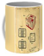 1935 Kodak Camera Casing Patent Coffee Mug