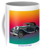 Maybach Zepplin Ds-8 Coffee Mug