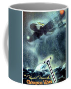 1936 - Thompson Valves Advertisement - Poster - Color Coffee Mug