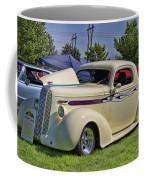 1936 Pontiac Hood Ornament Coffee Mug