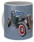 1936 Rat Rod Chevy Pickup Coffee Mug
