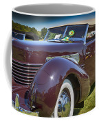 1937 Cord Phaeton Coffee Mug