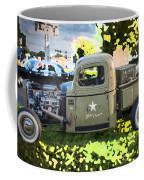 1938 Chevy Pick Up Truck Rat Rod Coffee Mug