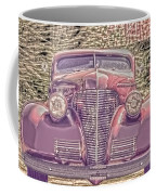 1939 Chevy Immenent Front Color Coffee Mug