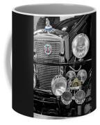 1939 Jaguar S100 Roadster Replica Coffee Mug