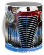 1940 Cadillac Coupe Front View Coffee Mug