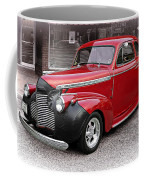 1940 Chevy Coupe Coffee Mug