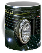 1940 Dodge Pickup Headlight Grill Coffee Mug