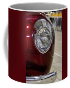 1940 Ford Front Left Light Coffee Mug