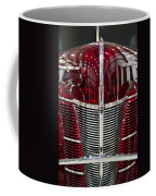 1940 Ford V8 Grill  Coffee Mug