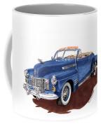 1941 Cadillac Series 62 Convertible Coffee Mug