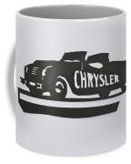 1941 Chrysler Indianapolis 500 Pace Car Coffee Mug