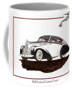 Packard Custom Coupe 120 Coffee Mug