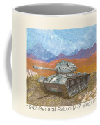 1941 W W I I Patton Tank Coffee Mug