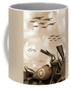 1942 Indian 841 - B-17 Flying Fortress' Coffee Mug
