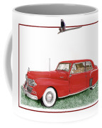 1942 Lincoln Continental Coupe Coffee Mug