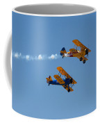 1943 Boeing B75n1 Coffee Mug