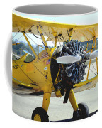 1943 Boeing Super Stearman 2 Coffee Mug