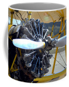 1943 Boeing Super Stearman Coffee Mug