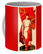 1946 - Soviet Red Army Victory Poster - Color Coffee Mug