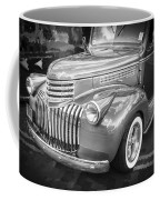 1946 Chevrolet Sedan Panel Delivery Truck Bw Coffee Mug