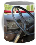 1946 Chevy Dash Coffee Mug