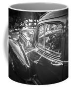 1946 Hudson Super Six Sedan Bw Coffee Mug