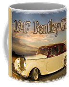 1947 Bentley Coffee Mug