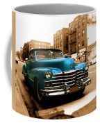 1947 Cadillac Convertible Coffee Mug
