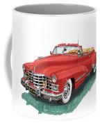 Cadillac Series 62 Convertible Coffee Mug