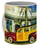 1948 Ford Woody Station Wagon Coffee Mug