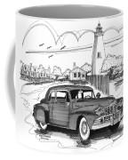 1948 Lincoln Continental Coffee Mug