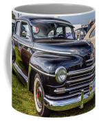 1948 Plymouth Special Deluxe Coupe  Coffee Mug