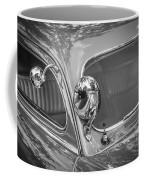 1949 Mercury Club Coupe Bw   Coffee Mug