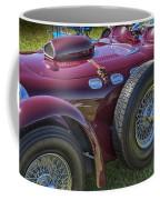 1950 Allard J2 Competition Roadster Coffee Mug