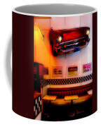 1950s American Diner - Featured In Vehicle Enthusiasts Coffee Mug