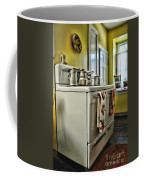1950's Kitchen Stove Coffee Mug