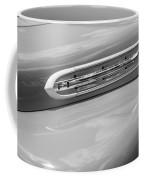 1951 Ford F1 Pickup Truck Bw Coffee Mug