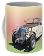 1951 M G T D B Coffee Mug