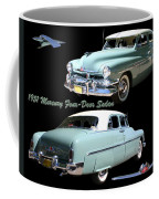 1951 Mercury Come And Going Coffee Mug by Jack Pumphrey