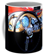 1951 Mg Td Dashboard Coffee Mug