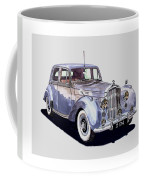 1952 Bentley M K Four Coffee Mug