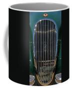 1952 Jag Xk120 Coffee Mug