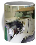 1952 Mg Roadster Coffee Mug